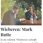 Wieberen: Mark Rutte